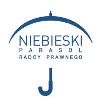 Niebieski Parasol Logo